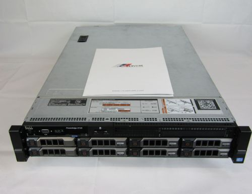 DELL PowerEdge R720 Rack  Server  Dual  10-Core Xeon  512GB RAM 1.6TB SSD +16TB SAS  VMWARE Hyper-V
